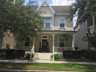 Orlando Single Family Home For Sale: 1643 Hanks Avenue