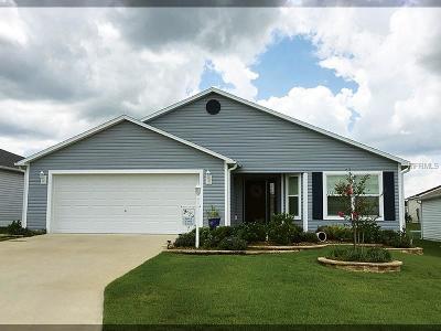 The Villages Single Family Home For Sale: 3133 Kramer Court