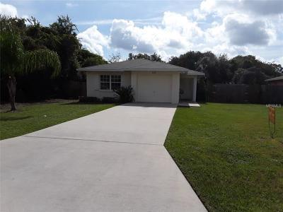 Eustis Single Family Home For Sale: 909 Starbird Street
