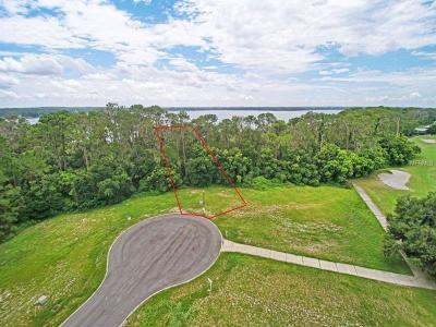 Tavares Residential Lots & Land For Sale: Cypress Pointe #LOT I 19