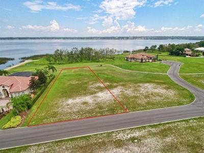 Tavares Residential Lots & Land For Sale: Sawgrass Run #Lot C21