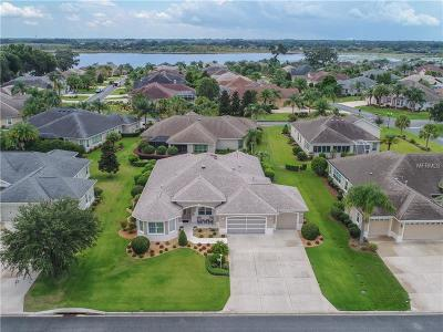The Villages Single Family Home For Sale: 2164 Parris Island Place