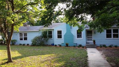 Fruitland Park Single Family Home For Sale: 112 S Dixie Avenue
