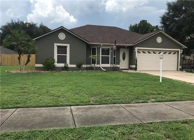Minneola Single Family Home For Sale: 543 Brimming Lake Road