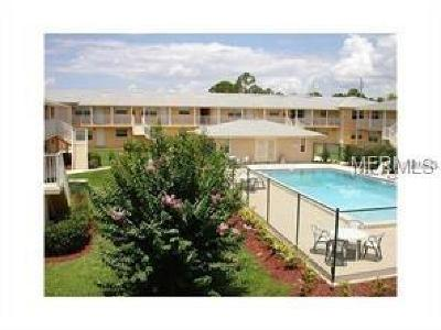 Mount Dora Condo For Sale: 1400 Eudora Road #B19