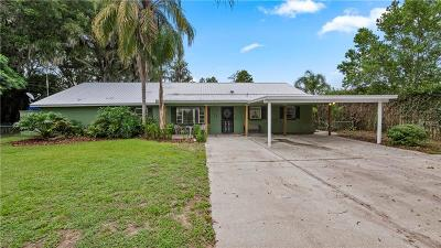 Clermont Single Family Home For Sale: 13422 County Road 561