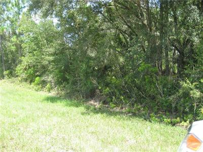 Inglis Residential Lots & Land For Sale: Hwy 19/98