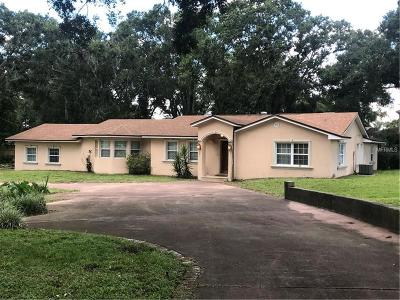 Seminole County Single Family Home For Sale: 100 Sandy Oaks Place