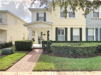 Winter Garden Townhouse For Sale: 6632 Pasturelands Place
