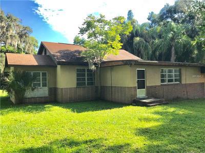 Floral City Single Family Home For Sale: 8951 E Orange Avenue