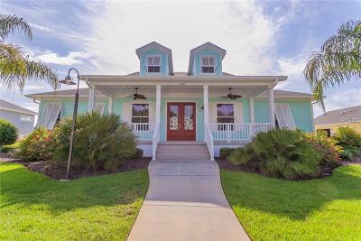 Lady Lake Single Family Home For Sale: 1167 Fiesta Key Circle