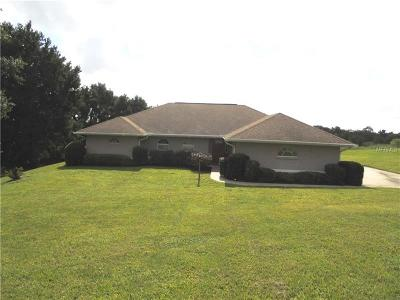 Yalaha Single Family Home For Sale: 26946 Indian Ridge Drive