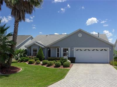 The Villages Single Family Home For Sale: 3456 Fairfield Street