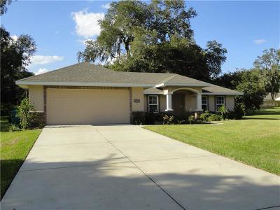 Lady Lake Single Family Home For Sale: 213 W Lady Lake Boulevard