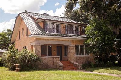 Eustis Single Family Home For Sale: 528 S Center Street