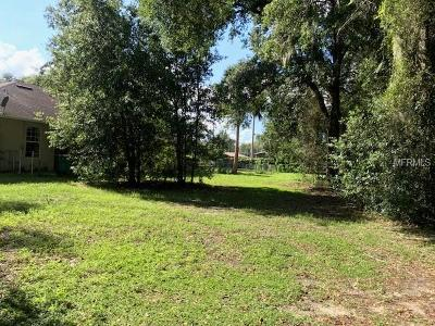 mount dora Residential Lots & Land For Sale: Camp Avenue