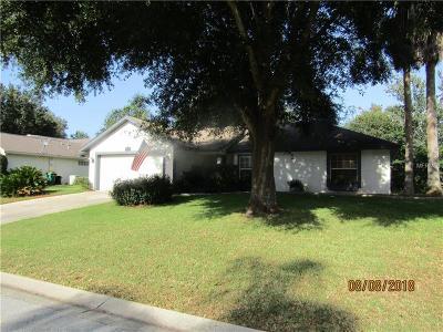 Eustis Single Family Home For Sale: 979 Vassar Drive