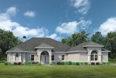Tavares Single Family Home For Sale: Lot I 20 Cypress Pointe #LOT I20