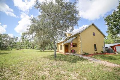 Beverly Hills, Citrus Hills, Citrus Springs, Crystal River, Dunnellon, Floral City, Hernando, Homassa, Homosassa, Inverness, Lecanto, Port Charlotte Single Family Home For Sale: 4534 W Blue Indigo Lane