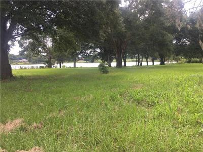 Umatilla Residential Lots & Land For Sale: Off Guerrant St. Street