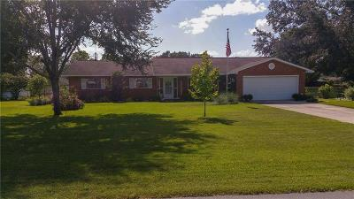 Wildwood Single Family Home For Sale: 9806 County Road 121