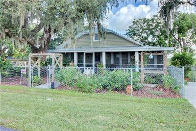 Groveland Single Family Home For Sale: 7311 Florida Boys Ranch Road