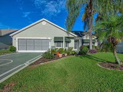The Villages FL Single Family Home For Sale: $242,800