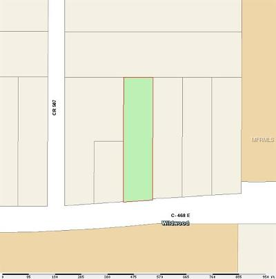Wildwood Residential Lots & Land For Sale: 5069 E County Road 468