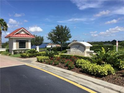 Auburndale Residential Lots & Land For Sale: 839 Waterfern Trail Dr