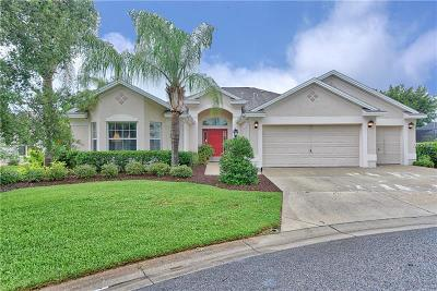 The Villages Single Family Home For Sale: 1706 Renwick Way