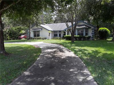 Eustis Single Family Home For Sale: 1014 Pine Tree Drive
