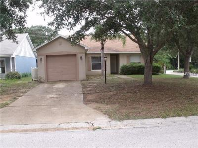 Eustis Single Family Home For Sale: 2629 Winchester Circle