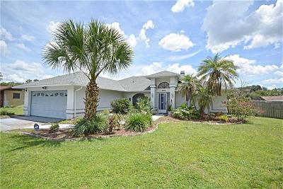 Hernando County, Hillsborough County, Pasco County, Pinellas County Single Family Home For Sale: 3834 Parkway Boulevard