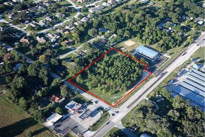 Eustis Residential Lots & Land For Sale: 2640 E Orange Avenue