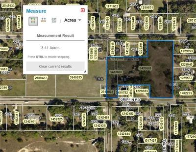 Leesburg Residential Lots & Land For Sale: 2802 Griffin Road