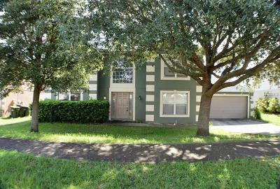 Clermont Single Family Home For Sale: 3453 Glossy Leaf Lane