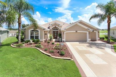 The Villages FL Single Family Home For Sale: $887,500