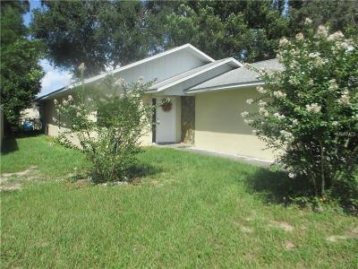 Mount Dora Single Family Home For Sale: 203 Pinecrest Road