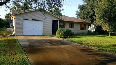 Leesburg Single Family Home For Sale: 2105 Greenlaw Court