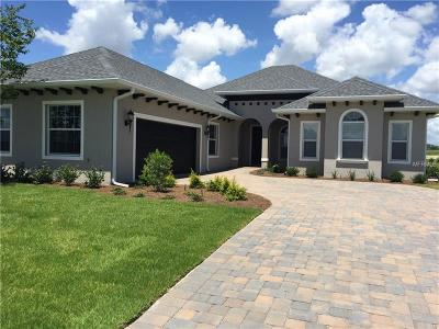 Lady Lake Single Family Home For Sale: Lot 2 Greens Drive