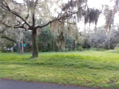 Sumter County Residential Lots & Land For Sale: Cr 446/Cr 448
