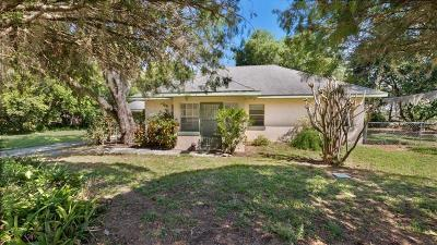 Montverde Single Family Home For Sale: 17007 Lakeside Drive
