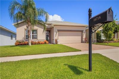 Clermont Single Family Home For Sale: 16718 Abbey Hill Court
