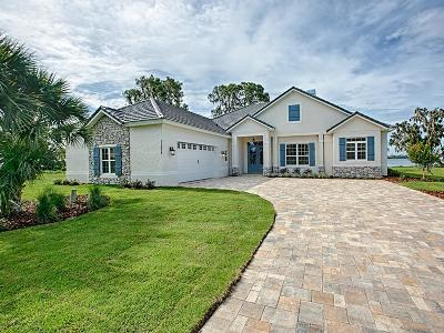 Eustis Single Family Home For Sale: 331 Two Lakes Lane