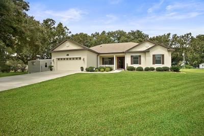 Ocala Single Family Home For Sale
