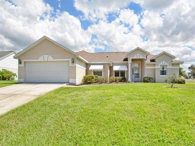 Eustis Single Family Home For Sale: 2725 Tremont Drive