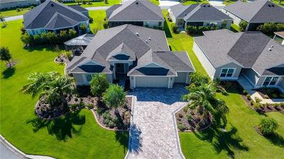 The Villages Single Family Home For Sale: 3403 Boardroom Trail