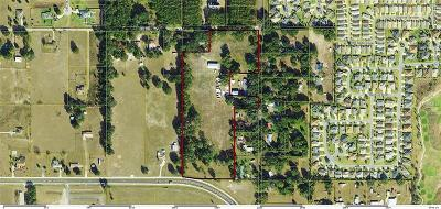 Wildwood Residential Lots & Land For Sale: E Cr 462 & Cr 121