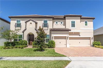 Winter Garden Single Family Home For Sale: 16663 Varone Cove Court