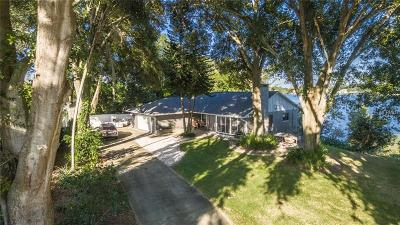 Eustis Single Family Home For Sale: 3013 Lake Woodward Drive